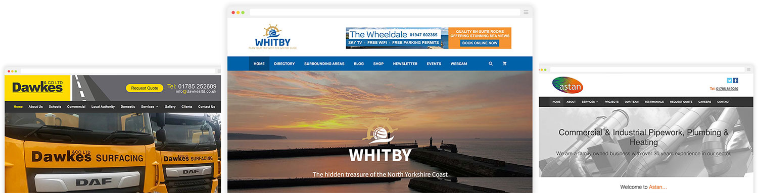 Examples of pay monthly websites